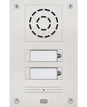 2N Helios IP Uni Intercom 2 appartementen