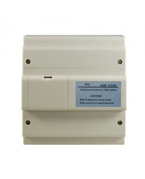 Intercom Telefoon interface module TPC